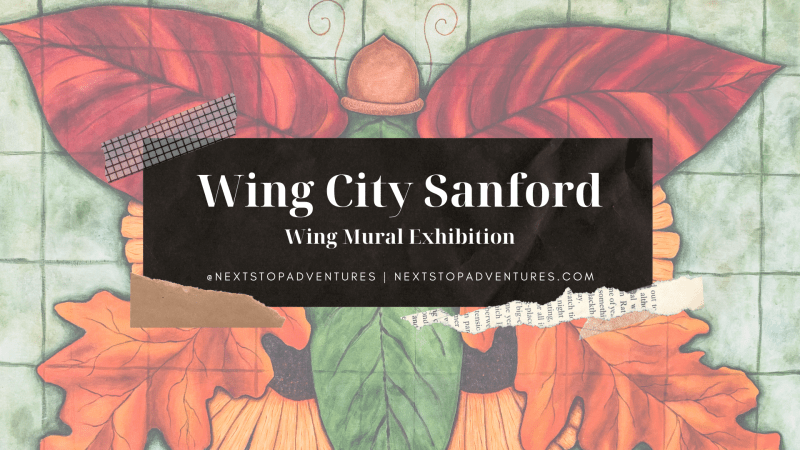 Wing City Sanford: Mural Art Exhibition