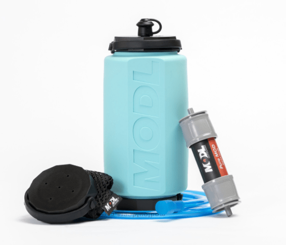 gift ideas for hiking lovers MODL bottle