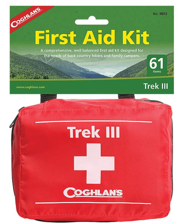 first aid kid for hiking and backpacking