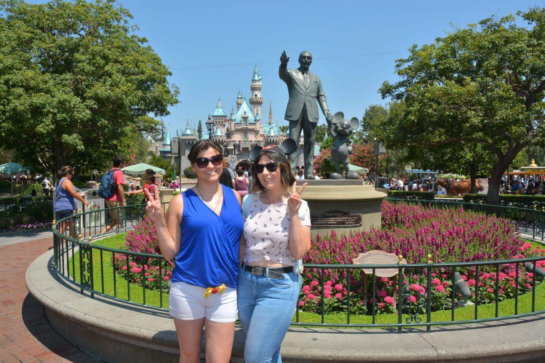 7 Ways to Beat The Heat at Disneyland