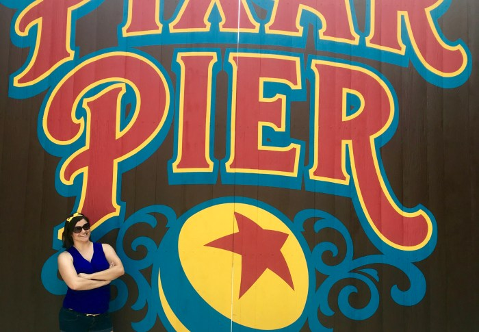 12 Instagram-Worthy Photo Walls at the All New Pixar Pier