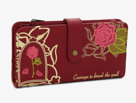 Exclusive Beauty and the Beast Wallet