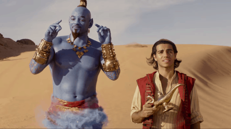 ALL-NEW DISNEY'S ALADDIN – FULL OFFICIAL TRAILER