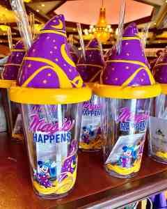 Magic Happens Sipper Disneyland