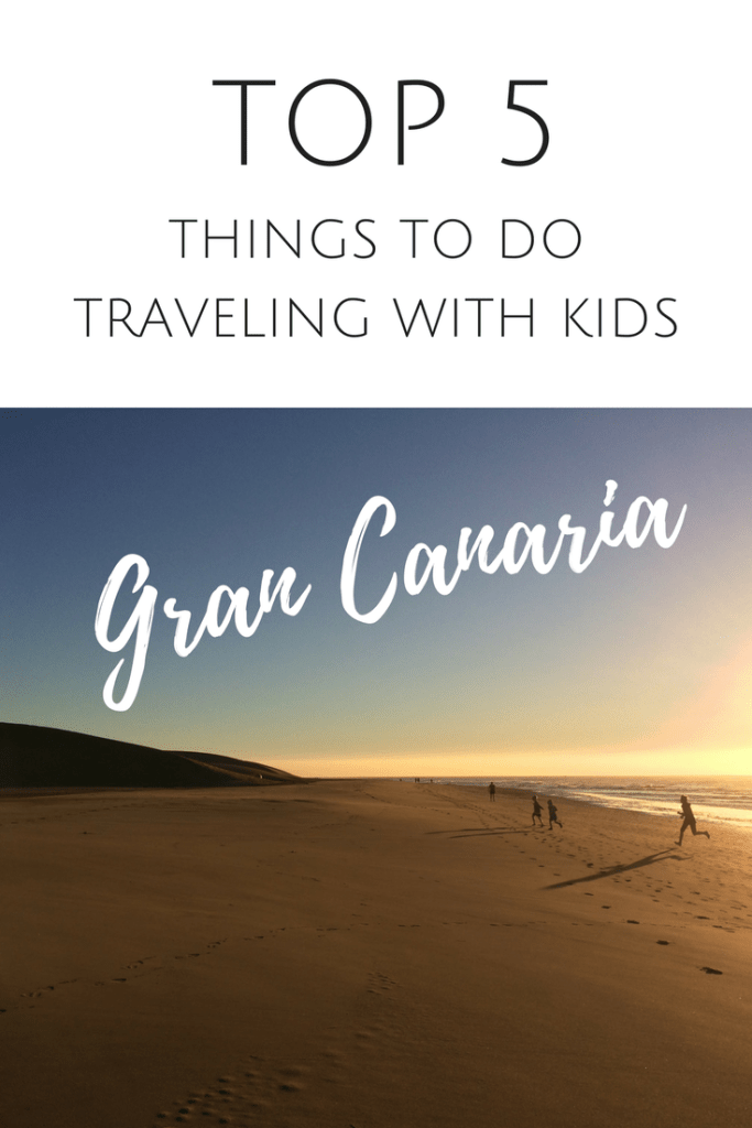 Top 5 things to do traveling with Kids in Maspalomas, Gran Canaria