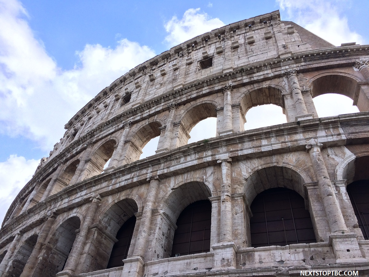 Rome – top 10 tips to an active long weekend and walking tour map