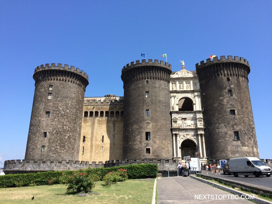 Castell Nuovo in Naples