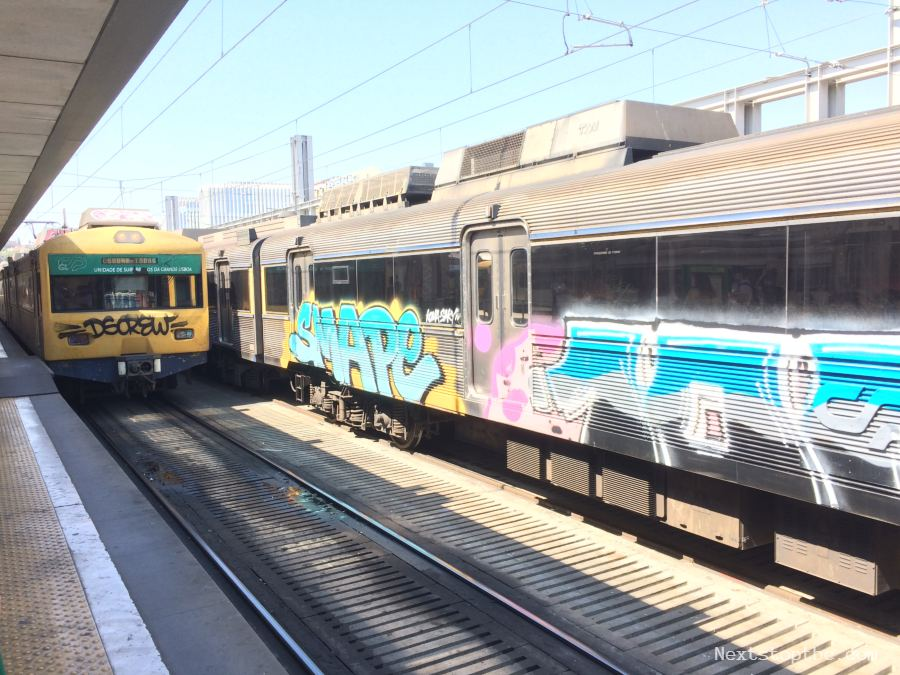 Cascais train
