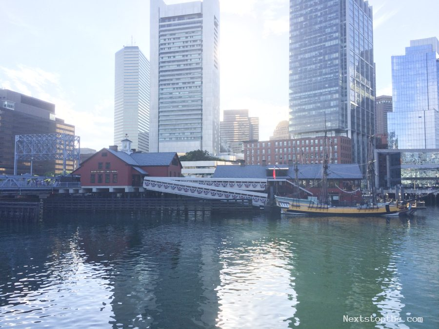 Boston Tea Party Museum - Nextstoptbc.com