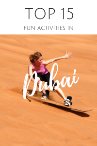 15 fun activities in Dubai: There is more to Dubai than the mind-numbing skyscrapers, fabulous malls and attractions. Dubai is the place to chill out, work out, enjoy ocean-sports, do yoga and even adopt a healthier lifestyle.
