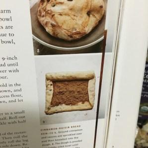 Martha Stewart cinnamon raisin bread recipe