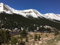 Town of Independence in Independence Pass
