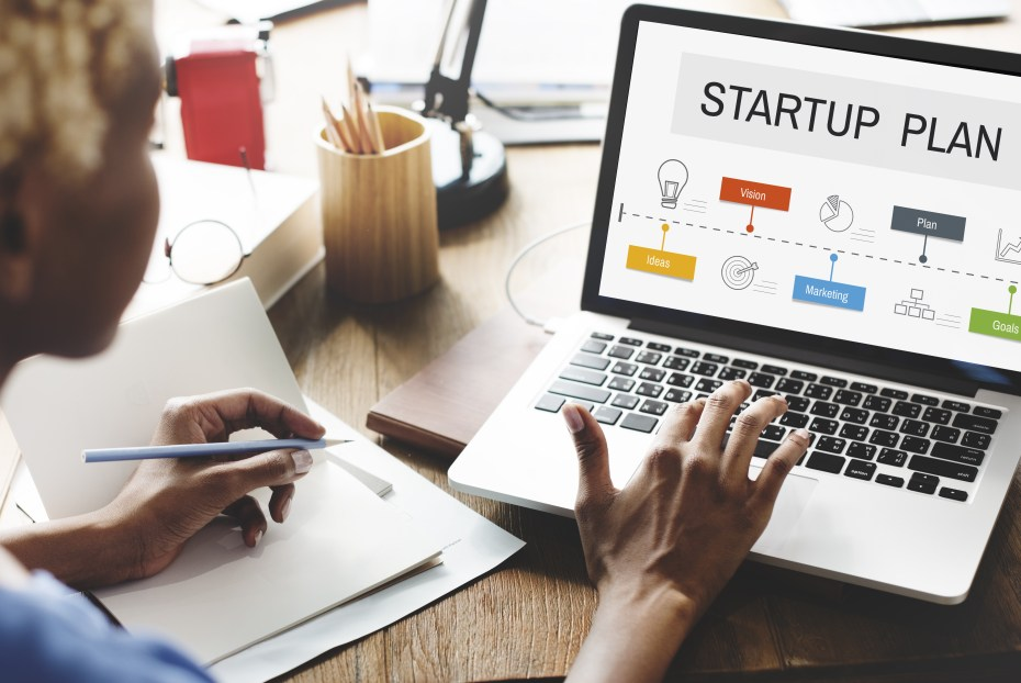 start a business from scratch computer outline
