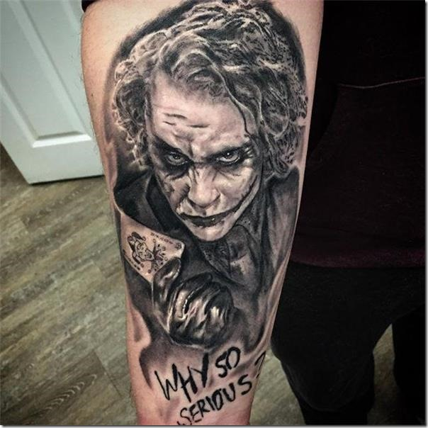 60 Superb Batman Tattoo Options And Discover The Inspiration