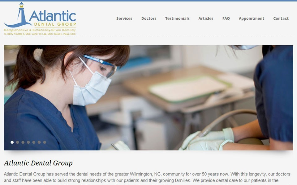 Atlantic-Dental.com - After