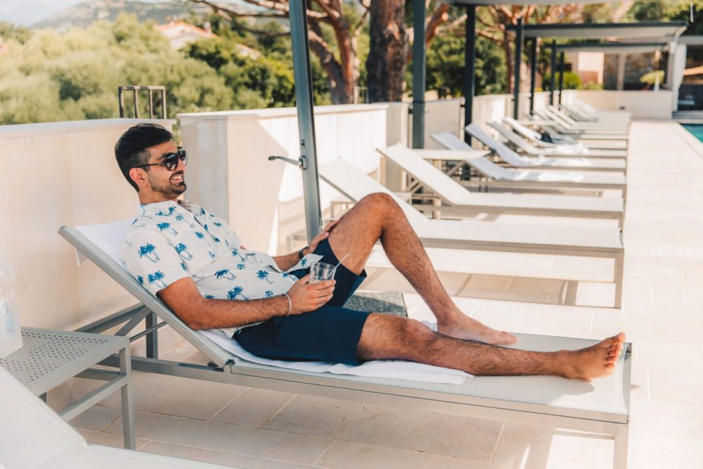 Bold with Bonobos for the summer