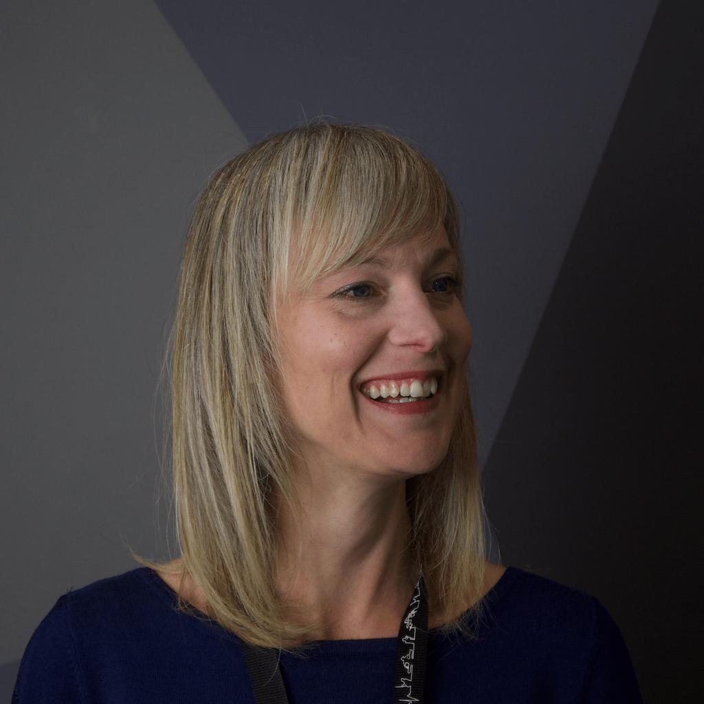 Nexus ICA faculty member, Kate Silber