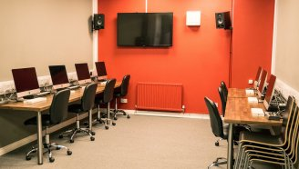 Nexus ICA Facilities - Mac Lab Room