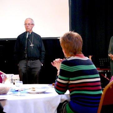 Nexus ICA Blog - Original Song for Archbishop of Canterbury