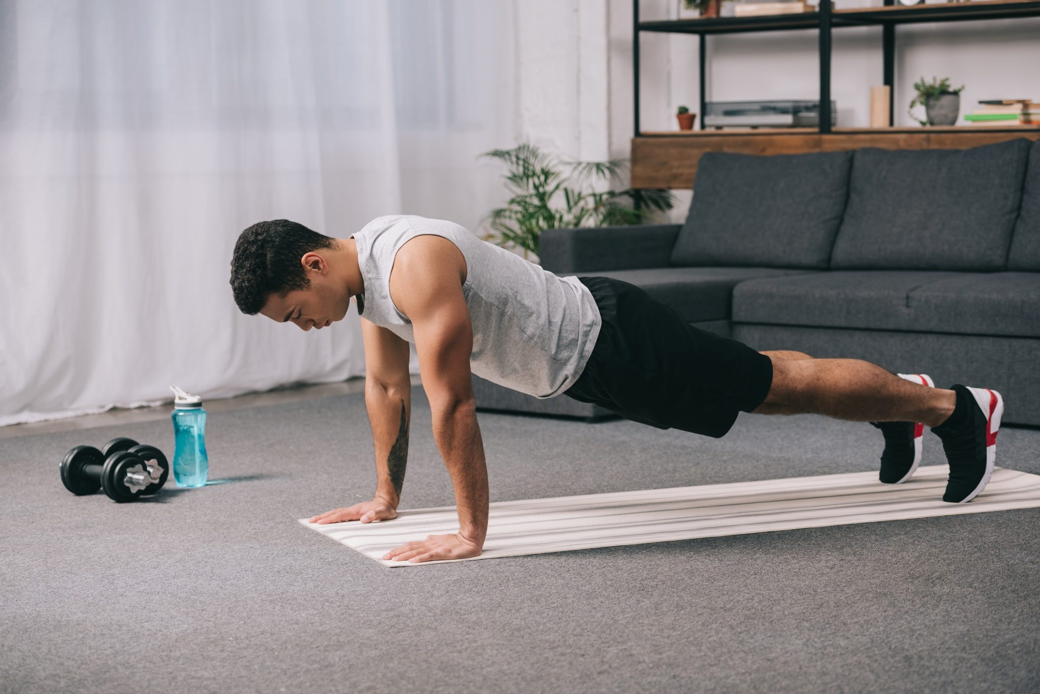 At Home Exercise Programs With Little Or No Equipment Needed The Nexus