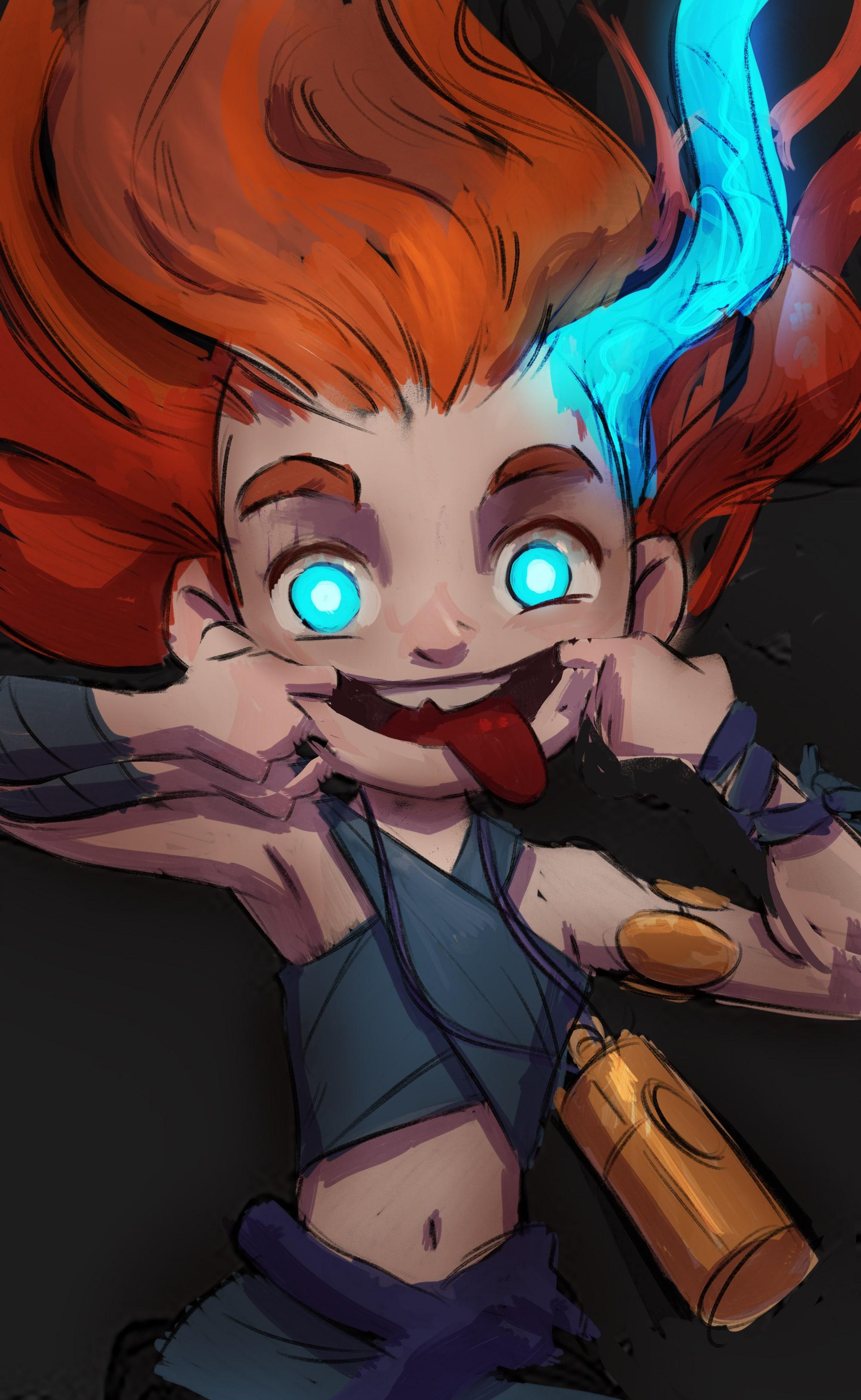 Zoe League Of Legends : league, legends, League, Legends