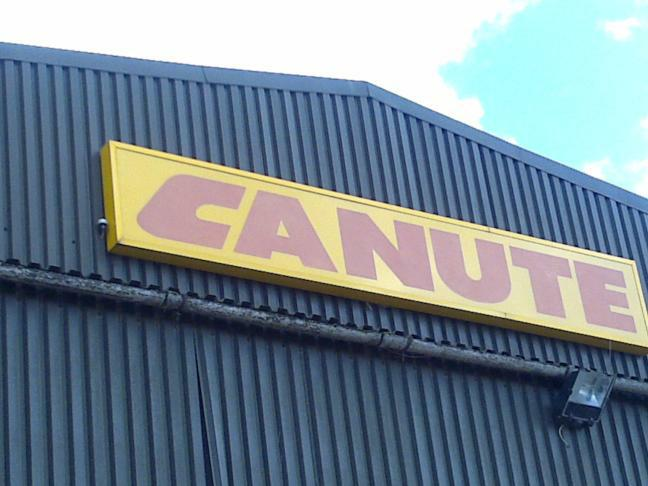 Canute Warehouse One Gamston