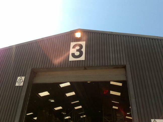 Canute Warehouse Three Gamston