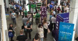 Zoopla enjoy Event WiFi at SMR11