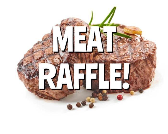 Meat Raffle TBA