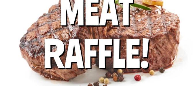 Meat Raffle 12 Mar 2021
