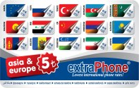 extraPhone® Asia&Europe 5TL Front