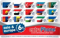 extraPhone® Asia&Europe 6TL Front