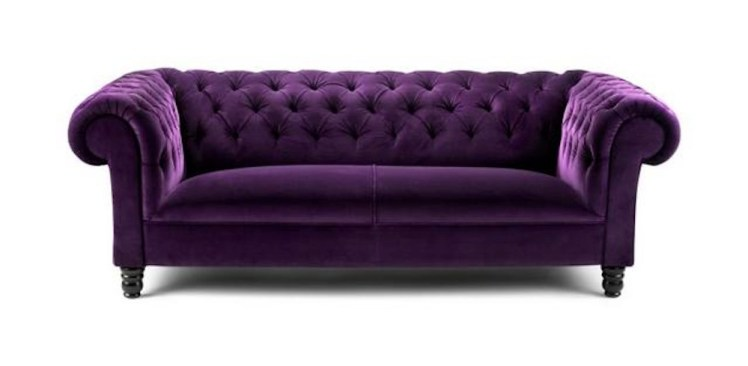 Luxury-Purple-Sofa