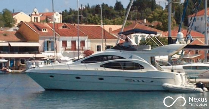 Image of Azimut 42 yacht #2