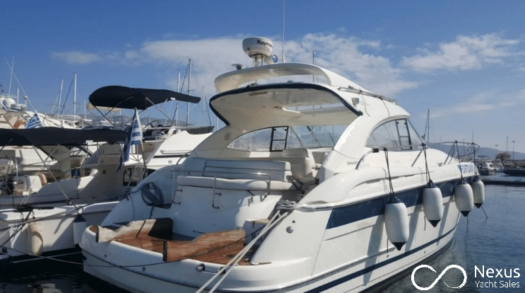 Image of BMB 42 Sport yacht #14