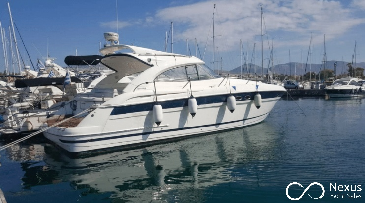 Image of BMB 42 Sport yacht #2