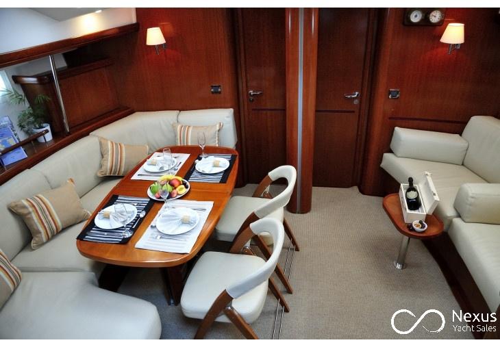 Image of Beneteau 57 yacht #6