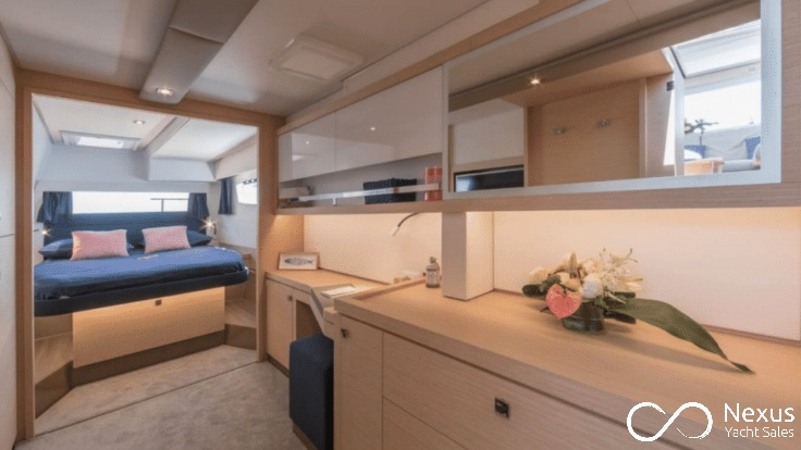 Image of Fountaine Pajot Saona 47 yacht #11