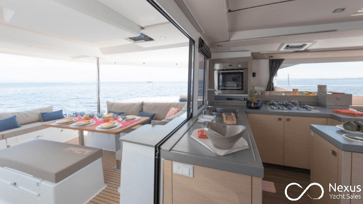 Image of Fountaine Pajot Saona 47 yacht #10