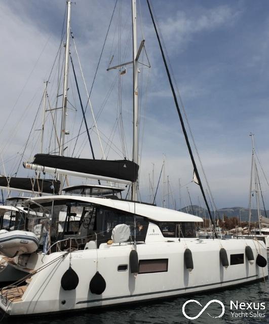 Image of Lagoon 42 yacht #2