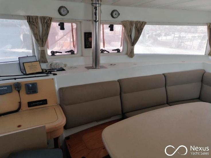 Image of Lagoon 421 yacht #9