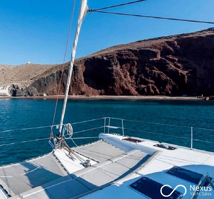 Image of Lagoon 450 yacht #9