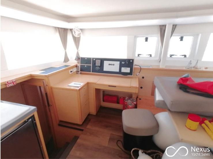 Image of Lagoon 450 yacht #5