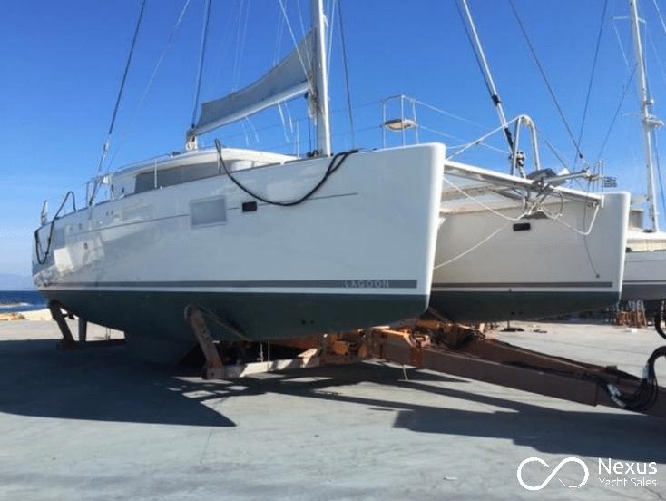 Image of Lagoon 450 / F yacht #11