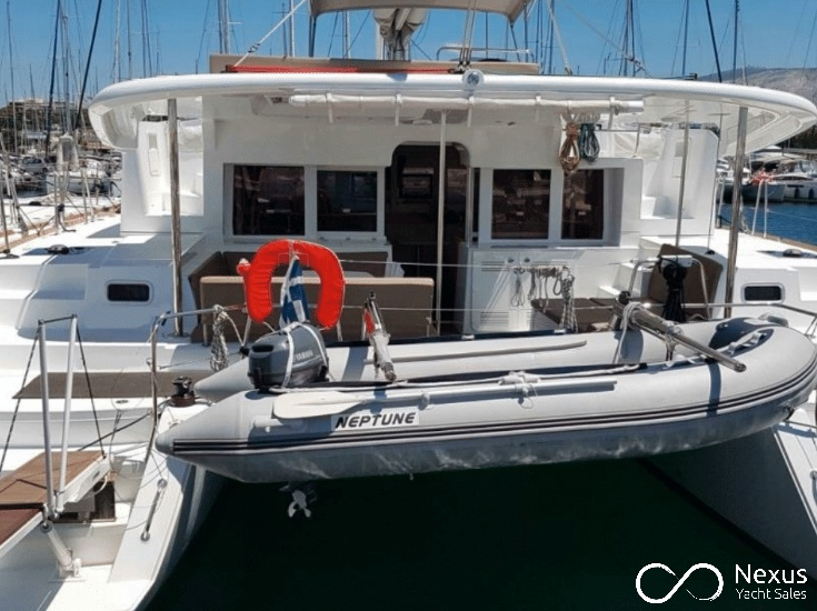Image of Lagoon 450 Fly yacht #6