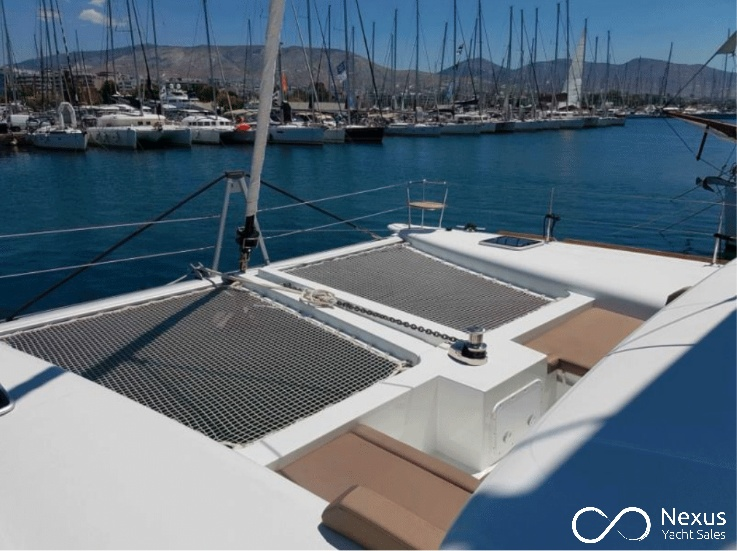 Image of Lagoon 450 Fly yacht #5