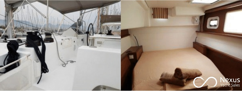 Image of Lagoon 450 Fly yacht #3