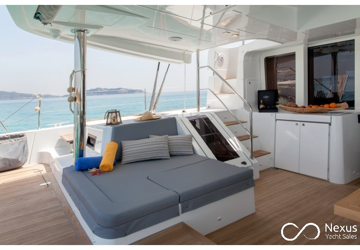 Image of Lagoon 52 F yacht #11