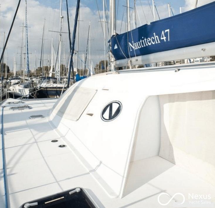 Image of Nautitech 47 yacht #7