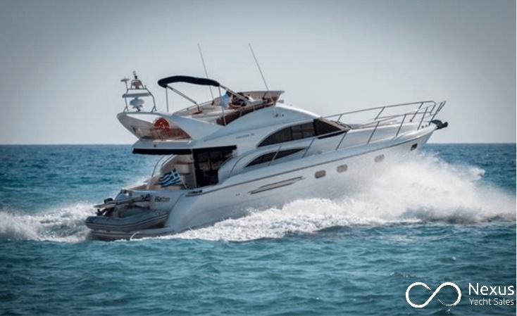 Image of Princess 45 Flybridge yacht #9